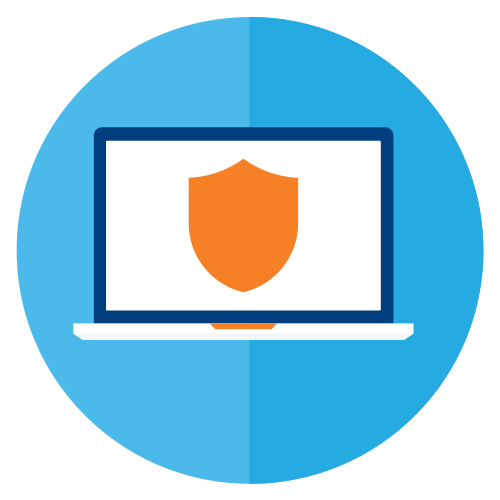 Disaster recovery icon