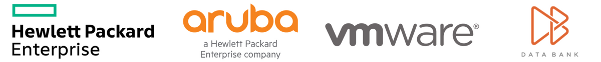 HPE, Aruba, VMware, Databank