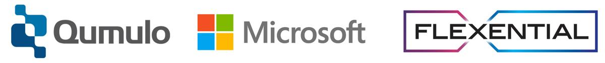 Qumulo, Microsoft, Flexential